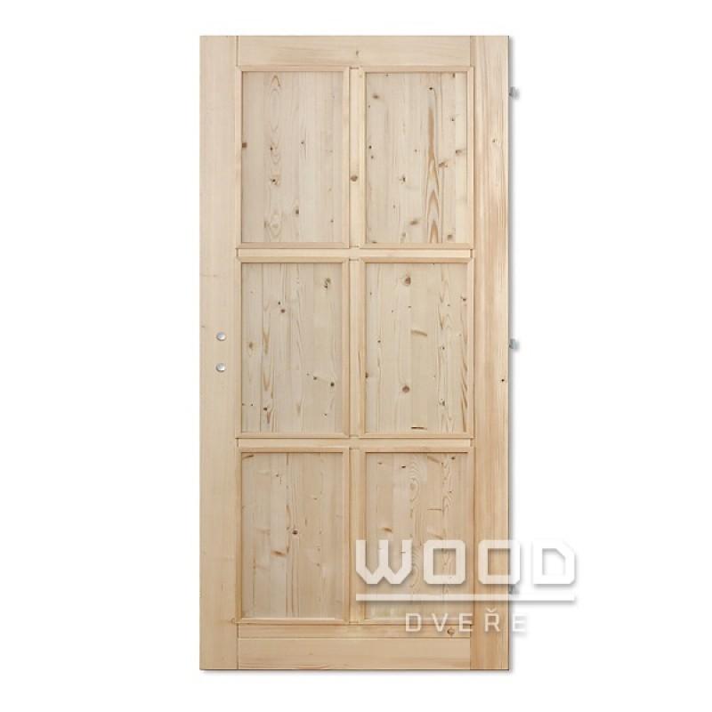 Interiérové dveře Jasmína D