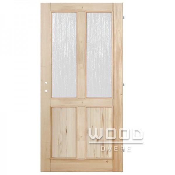 Interiérové dveře Froma 2x sklo