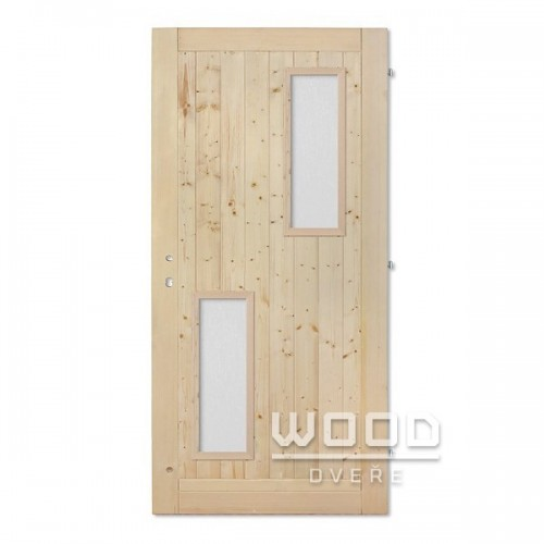 Palubkové dveře Vertikal B