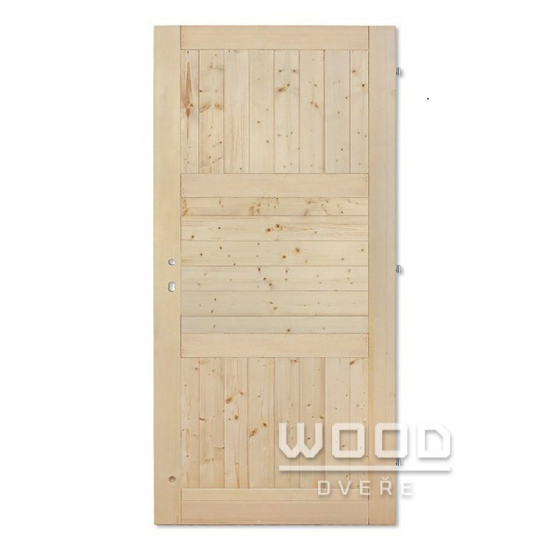 Palubkové dveře Derde B