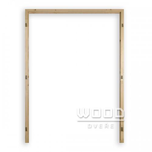 Zárubeň rámová bez obložek 180 cm